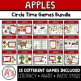 Preschool Circle Time   Apples Activities