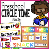 Preschool Circle Time Bundle