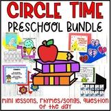 Preschool Circle Time Growing Bundle