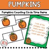 Preschool Circle Time   Pumpkin Activities   Counting