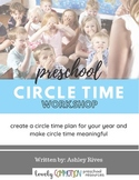 Preschool Circle Time Workshop