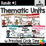 Preschool Circle Time and Centers 2