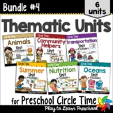 Preschool Circle Time and Centers 4