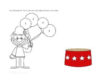 Preschool Circus Learning Download