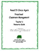 Preschool Class Management Guide Digital Version