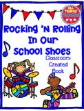 Preschool Classroom Book; Shoes