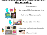 Preschool Classroom Routines