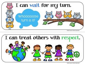 illustrated i can statement classroom rules by jason s online classroom rh teacherspayteachers com preschool classroom rules clipart preschool classroom rules clipart