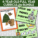 Preschool Complete Curriculum - 4 Year Olds