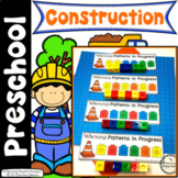 Preschool Construction Theme