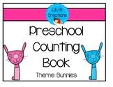 Preschool Counting Book - Freebie #3