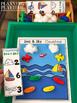 Preschool Counting Mats - Transportation Theme