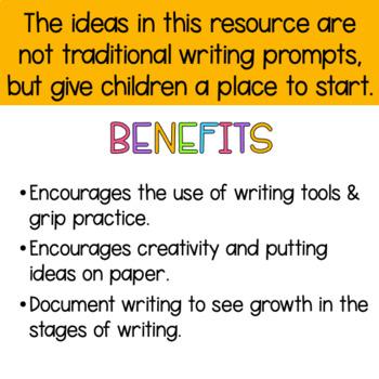 Preschool Creativity Journal