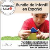 Preschool Curriculum Bundle - Spanish Edition - Curriculum