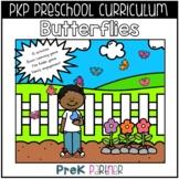 Preschool Curriculum: Butterflies