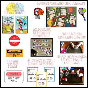 Preschool Curriculum: MOVEMENT with Biblical Principals