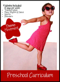 Preschool Curriculum: Movement