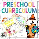 Preschool Curriculum Bundle: September-May