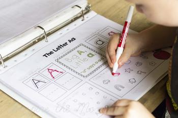 Preschool Daily Skill-Builder Binder
