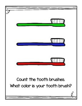 Dental Health Activities for Preschoolers