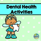 Dental Health Activities for Preschoolers