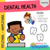 Dental Health Preschool Activities   Lesson Plan-Comprehen