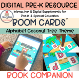 Preschool Digital Learning Book Companion Coconut Tree The