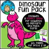 Dinosaur Unit for Preschool and Kindergarten - Teach Easy