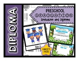 Preschool Diploma for Graduation - VARIETY PACK!!