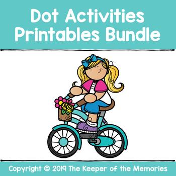 Preschool Dot Printables Bundle