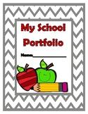Preschool/ Early Kindergarten Portfolio Assessment Packet