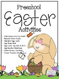 Preschool Easter Activities