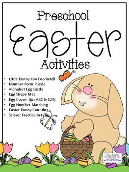 Preschool Easter Activities