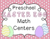 Preschool Easter Egg Math Activities