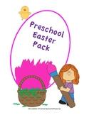 Preschool Easter Pack