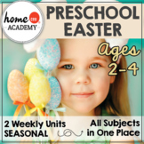Easter Activities Big Bundle - PreK, Homeschool, Preschool