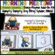 Preschool*Elementary Morning Meeting Song-Rhyme ADD-ON KIT