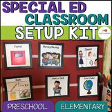 Preschool-Elementary Special Education-Autism Classroom St