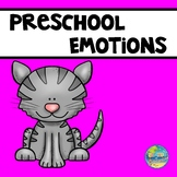 Preschool Emotions--Kittens