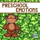 Preschool Emotions--Monkeys