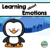 Preschool Emotions--Penguins