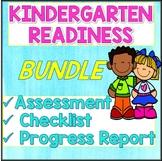 Preschool Assessment  & Kindergarten Readiness Packet