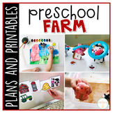 Preschool: Farm {Plans and Printables}