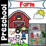 Preschool Farm Theme