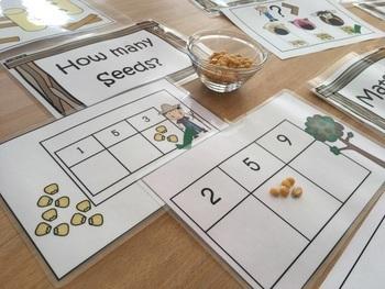 Farm Unit - Preschool Unit- Complete with Lesson plans