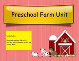 Preschool Farm unit