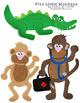 Preschool Favorites {Felt Story Set}