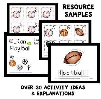 Preschool Favorites Lesson Plan BUNDLE 2