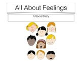 Preschool Feelings Social Story