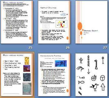 Preschool Fine Arts Activity Pack